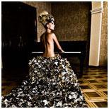 Sluneční královna - foto Michal Skramuský